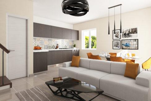 Villini Mezzomonte soggiorno-cucina finale copia
